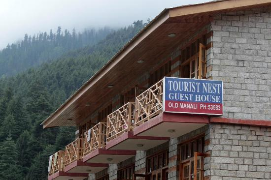 Tourist Nest Old Manali: The 3rd floor