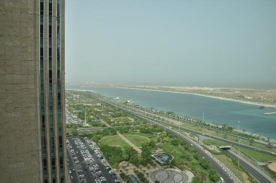 Sofitel Abu Dhabi Corniche: the Corniche