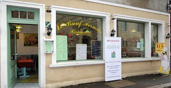 Restaurant Le Boeuf Fermier