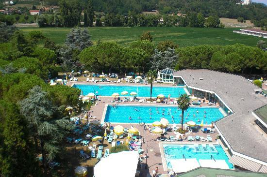 Apollo Hotel Terme: Le piscine dell'hotel