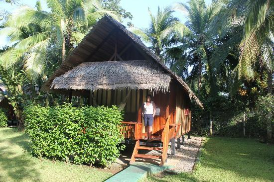 Coco Loco Lodge. Puerto Viejo