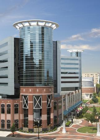 Radisson Plaza Hotel at Kalamazoo Center : Radisson Plaza at Kalamazoo Center