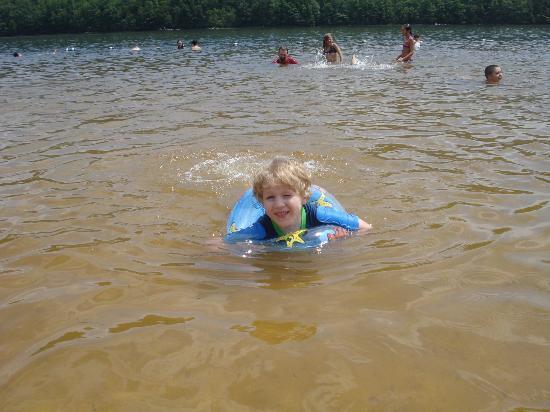 Mauch Chunk Lake Park: Mauch Chunk Lake