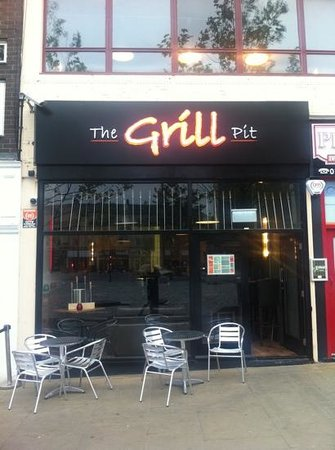 The Grill Pit