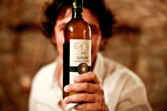 Podere Borgaruccio: Il nostro vino in primo piano