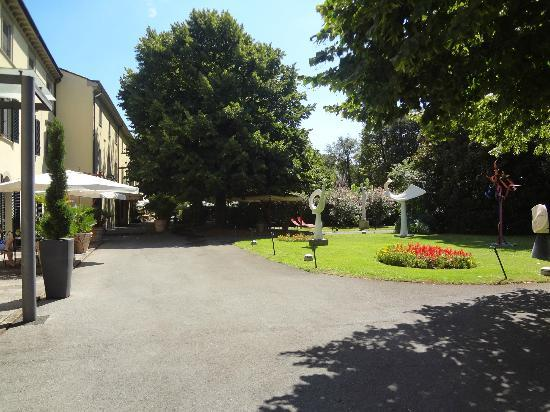 Hotel Hambros il Parco: -