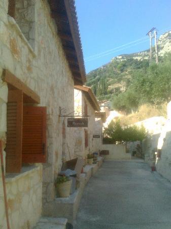 Lithina Villas Villa Hanna: Entrance