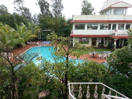 Govinda Resort: great view