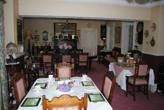 Grange Lodge Dining Room