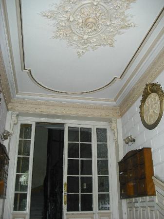 Hotel Victor Hugo Nice: Entrance
