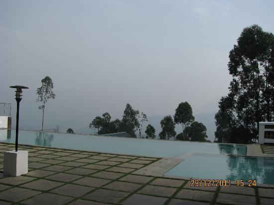 Mountain Club Resort : Pool area