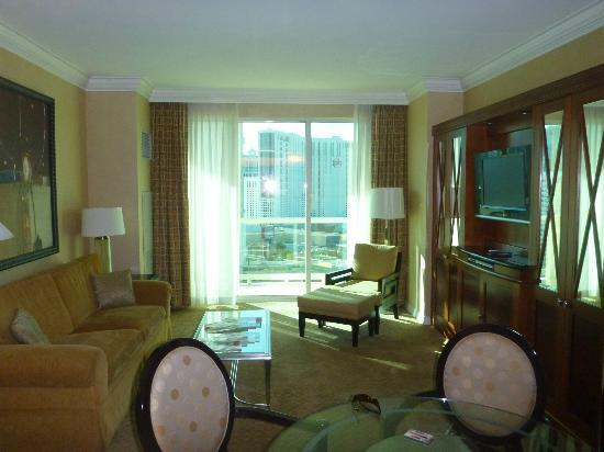 mgm signature 2 bedroom suite