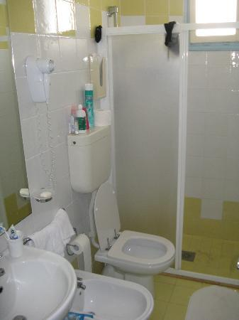 Hotel Telenia: Bagno