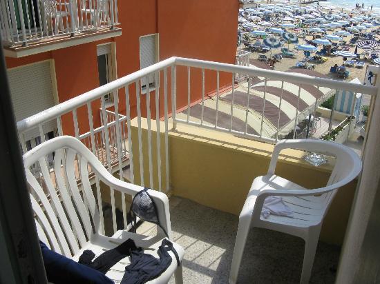 Hotel Telenia: Balcone