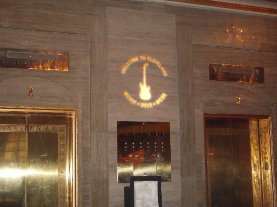 رينيسانس كليفلاند هوتل: lobby 