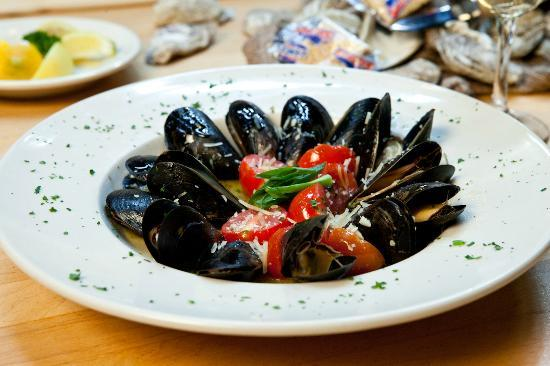 A W Shucks Seafood Restaurant & Oyster Bar: mouth watering appitizers