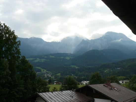 Hotel Koppeleck: View from Room 113