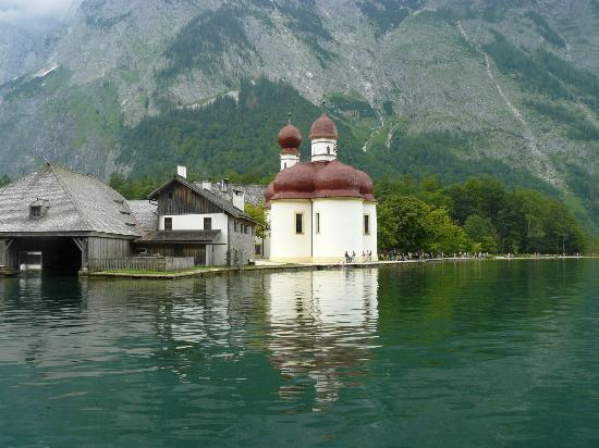 Hotel Koppeleck: Koenigsee (Kings Lake)