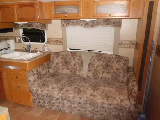 Yogi Bear's Jellystone Park: Sofa RV Rental Site 213