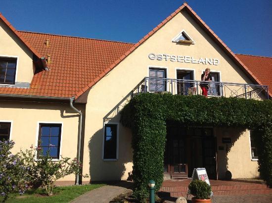 Hotel Ostseeland: Unsere Suite