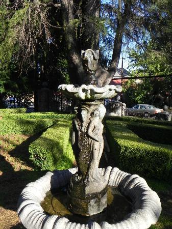 Calderwood Inn: Gardens