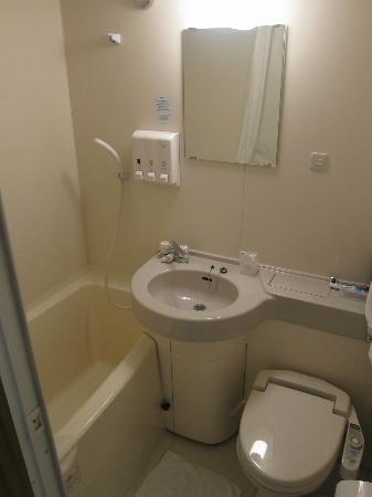 Bathroom Annex Building Picture Of Hotel Asia Center Of Japan Minato Tripadvisor