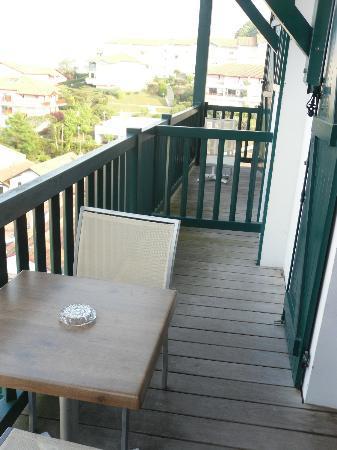 Hotel Agur Deneri: Balcon de la chambre