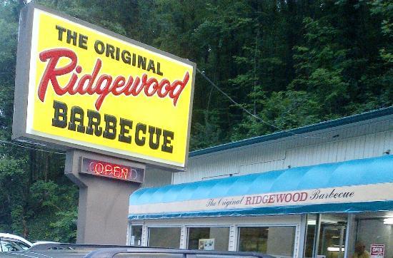 Ridgewood Barbecue: Call before you go - it's the Original Ridgewood BBQ!