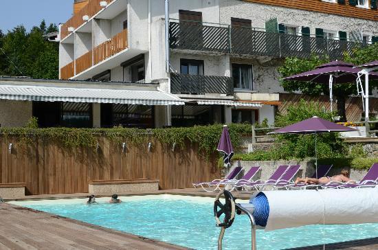 clair matin hotel le chambon sur lignon voir les tarifs 131 avis et 69 photos. Black Bedroom Furniture Sets. Home Design Ideas