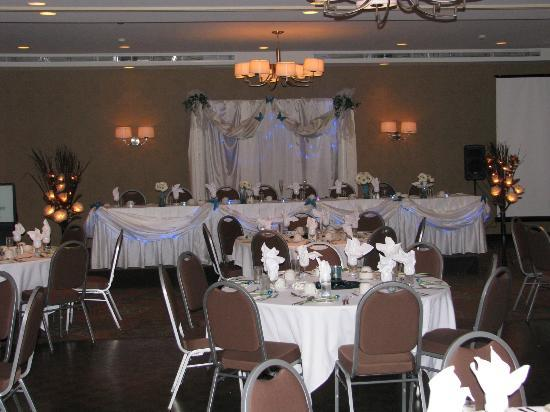Holiday Inn Barrie Hotel & Conference Centre: Wedding Reception