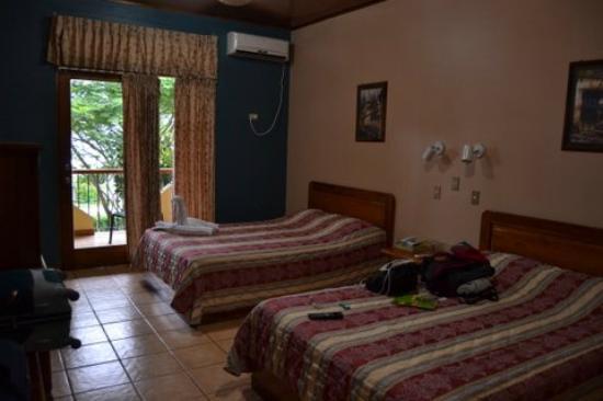Hotel Manuel Antonio: Habitación
