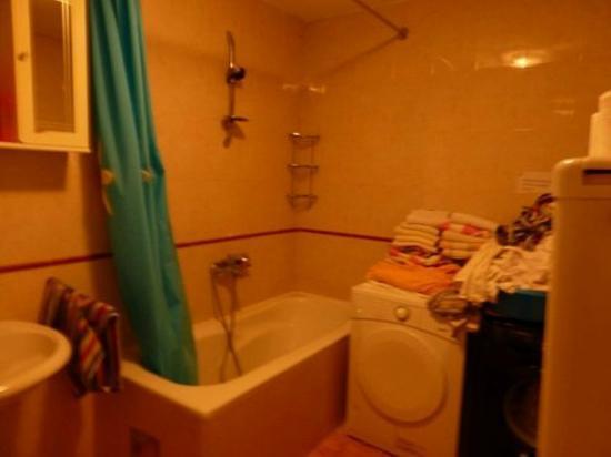 Montenegro Hostel 4U: Bathroom