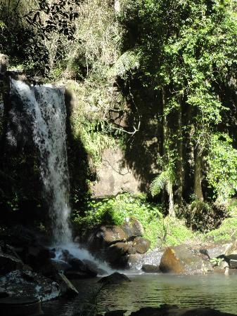 Southern Cross 4WD Tours: Waterfall