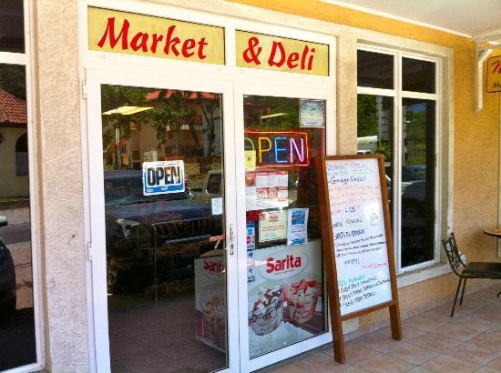 Mangiamo Market & Delicatessen: West Bay Mall store front