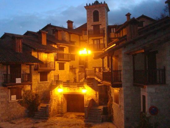Hotel Real de Bohoyo: Zona del hotel