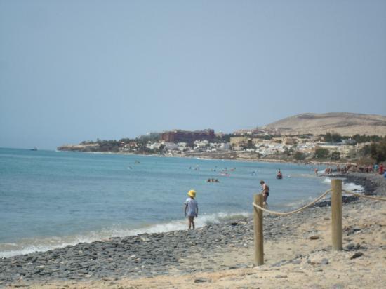 Hotel Fuerteventura Playa: spiaggia fronte hotel