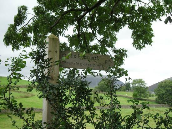 Keswick Climbing Wall: The road to Keswick