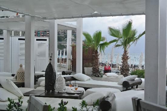 ristorante - Foto di Spiaggia Nelblu, Spotorno - TripAdvisor