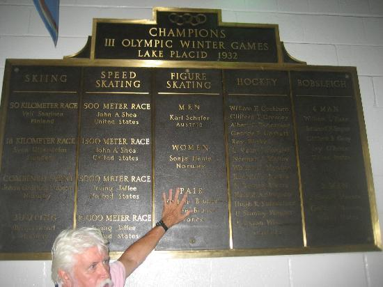 Lake Placid Olympic Museum : Best Tour ever