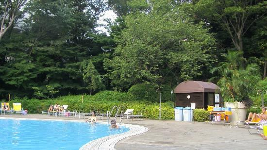 Grand Prince Hotel Takanawa: jardin
