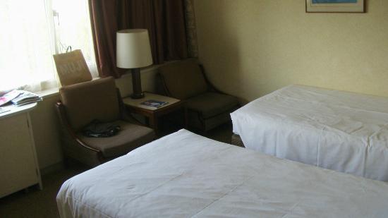 Grand Prince Hotel Takanawa: chambre twin
