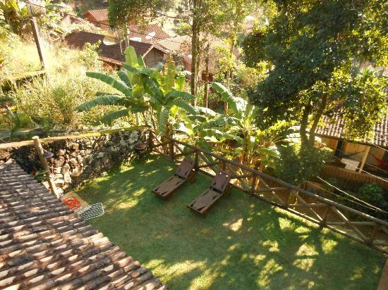 Casa Bonita : The garden