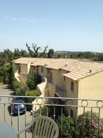 ResidHotel Grand Avignon : vue de la chambre