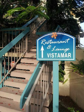 Parador Vistamar: restaurante