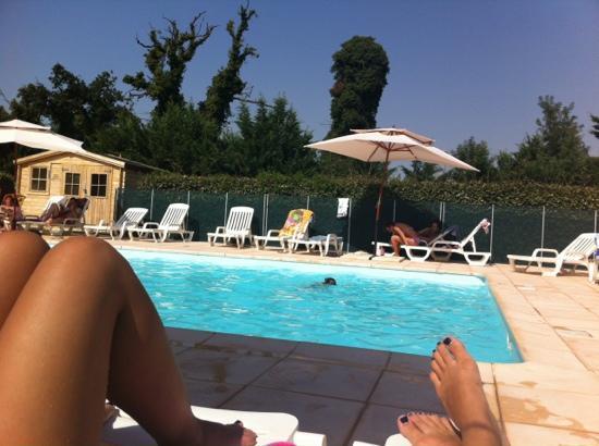 ResidHotel Grand Avignon: piscine