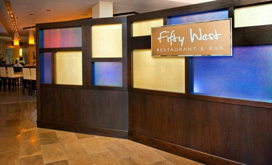 Fifty West Hotel Entrance