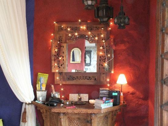 San Nicolas Suites: inside suite