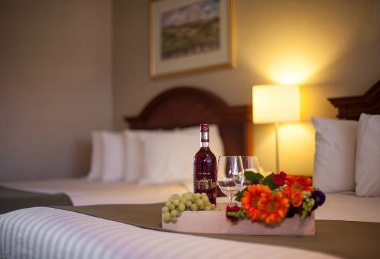 Chablis Inn: Enjoy Napa Wine Country