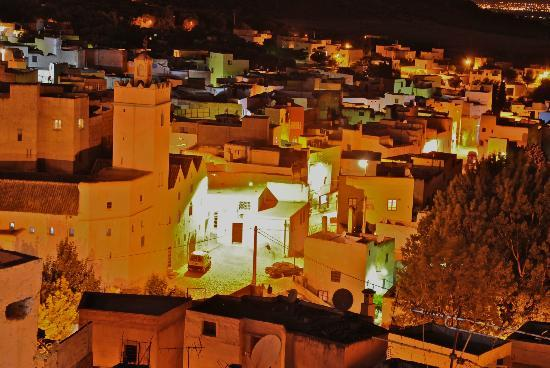 Dar KamalChaoui: Bhalil at Night