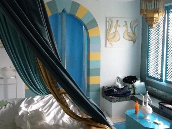 The Fountainhead: sultan suite bedroom